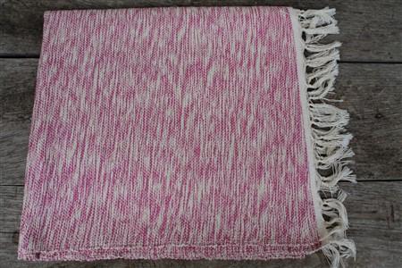 Rug - Rug Colleciton - Pink White Rug